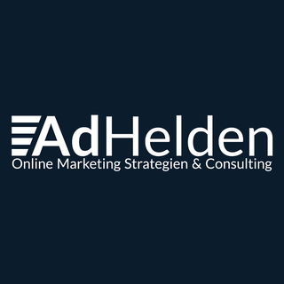 AdHelden Online Marketing Strategien & Consulting logo