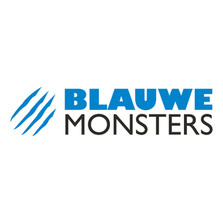 Blauwe Monsters logo