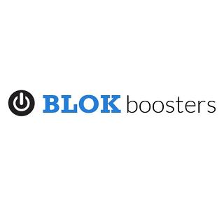 Blok boosters logo