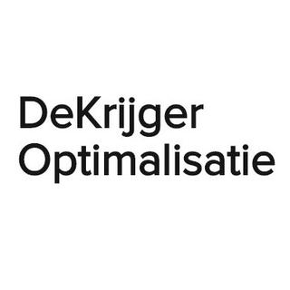 De Krijger Optimalisatie logo