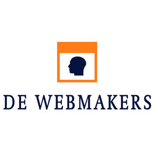 De Webmakers logo