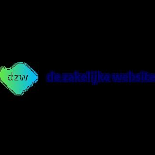 De Zakelijke Website logo