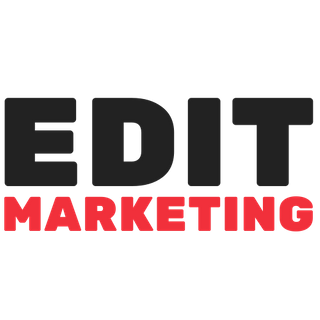 Edit Marketing logo