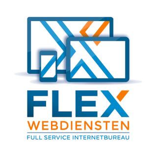 Flex Webdiensten logo