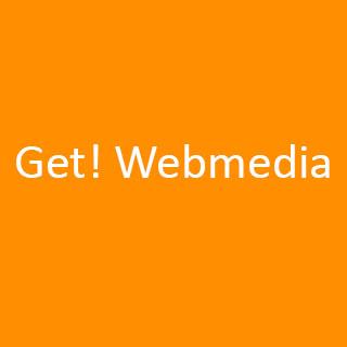 Get! Webmedia logo