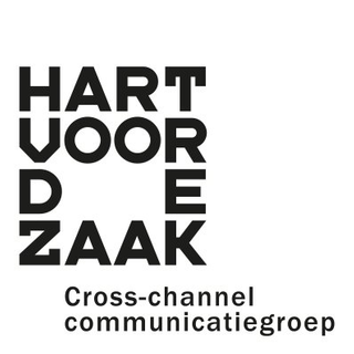 Hart voor de Zaak B.V. logo