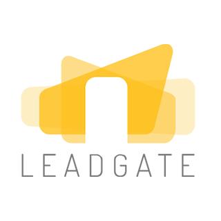 Leadgate logo