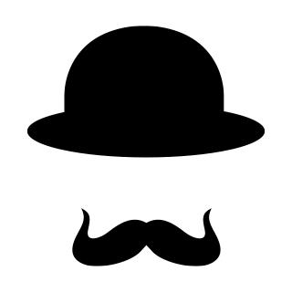 Meneer de vormgever logo