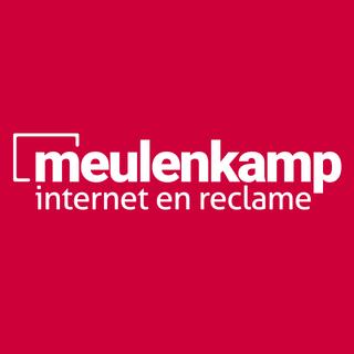 Meulenkamp internet en reclame logo