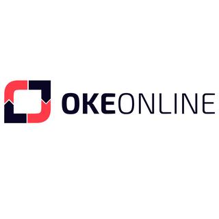 OKE Online logo