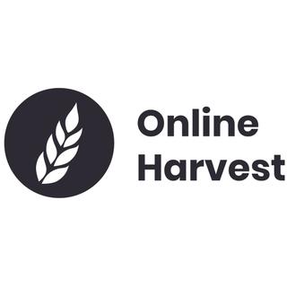 Online Harvest logo