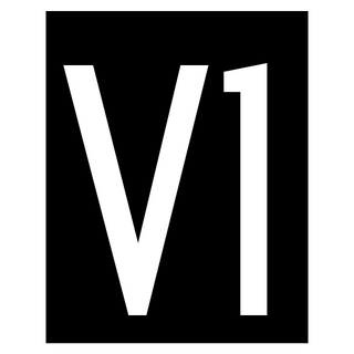 V1 Communicatie B.V. logo