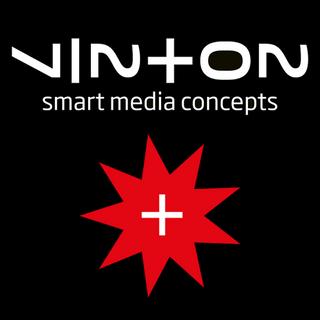Vinton Smart Media logo