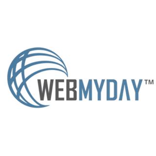 Webmyday logo