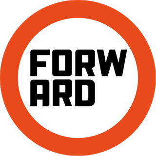 Webstijl go's Forward  logo