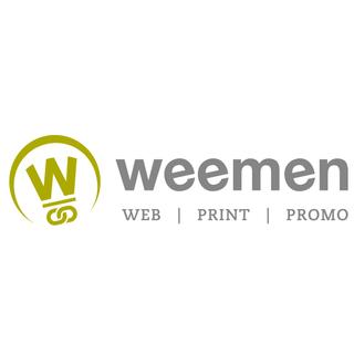 Weemen  web | print | promo logo