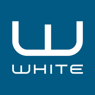 WHITE internetbureau logo