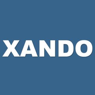 XANDO - Digitaal Bureau logo